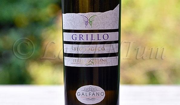 Grillo 2016 Bioagricola Galfano