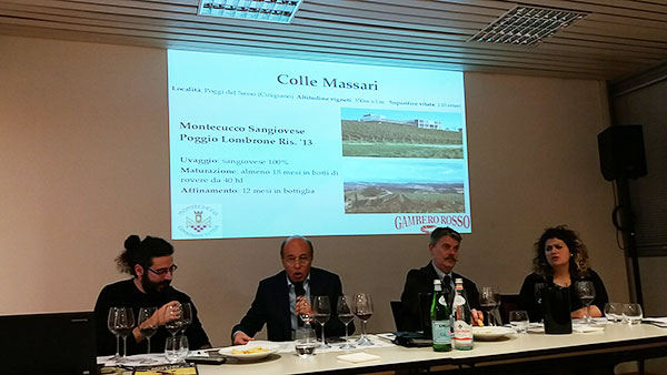 William Pregentelli, Claudio Tipa, Marco Sabellico e Silvia Coppetti