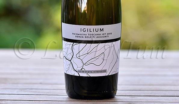 Vermentino Igilium 2015 Purovino