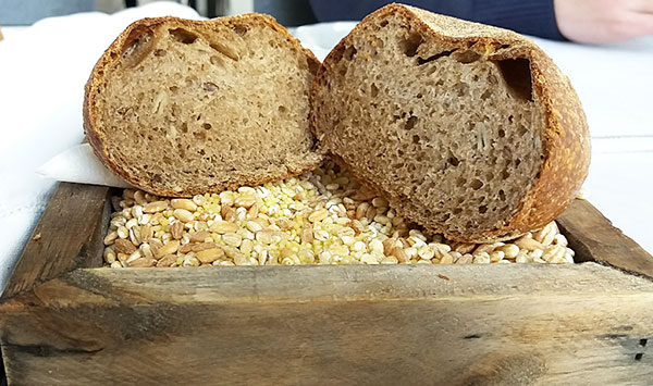 Il pane ai cereali