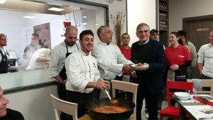 Mirko Balzano, Enzo Coccia e il sindaco di Sarno