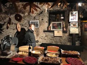Degustazione alla Ca' dei Cumeleri
