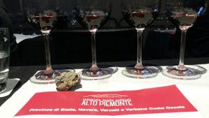 Seminario vecchie annate vini dell'Alto Piemonte