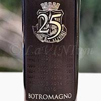 Murgia Rosso 25° Anno 2013 Botromagno