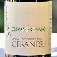 Cesanese di Olevano Romano Marco Antonelli