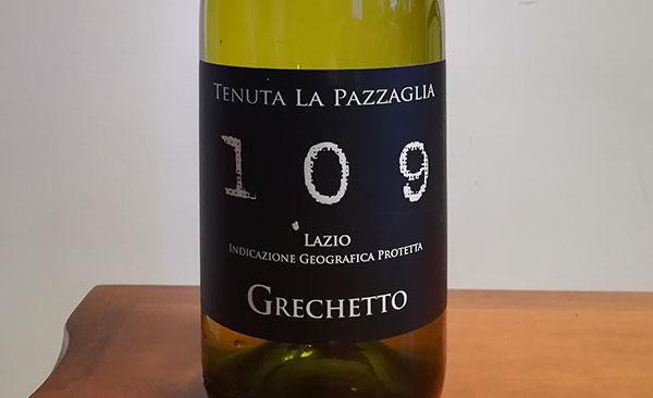 Grechetto 109 Tenuta La Pazzaglia