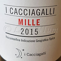 Mille 2015 I Cacciagalli