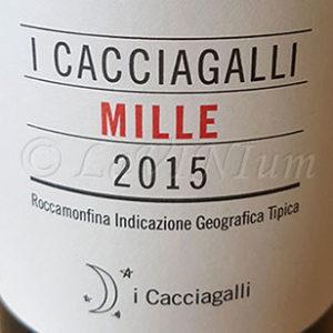 Masseria Cacciagalli 2012