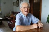 Renato Boveri, compie 96 anni e 86 vendemmie