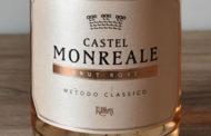 Spumante Castel Monreale Brut Rosé Metodo Classico