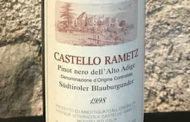 Alto Adige Pinot Nero 1998