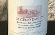 Alto Adige Pinot Nero 2007
