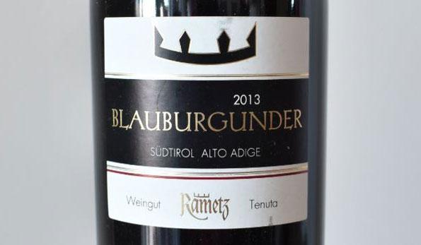 Alto Adige Pinot Nero 2013 Castello Rametz