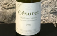Chardonnay Césuret 1996 - Castello Rametz