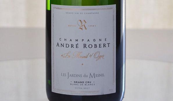 Les Jardins du Mesnil, l'eleganza e lo stile dello Champagne Andrè Robert
