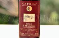 Produttori, un vino al giorno: Rosso di Montalcino 2016 - Caprili