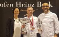 Trofeo Heinz Beck 2018: chef Gennaro Vingiano di Acqu'e Sale di Sorrento vince il Campionato del mondo
