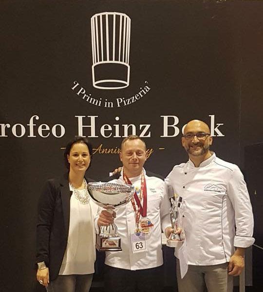 Teresa Savarese, Gennaro Vingiano e Antonino Esposito di Acqu'e Sale