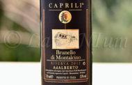 Produttori, un vino al giorno: Brunello di Montalcino AdALBERTO Riserva 2012 - Caprili