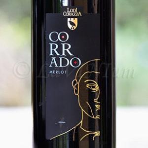 Colli Bolognesi Merlot Corrado 2012 Lodi Corazza