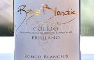 Collio Friulano Ronco Blanchis 2013