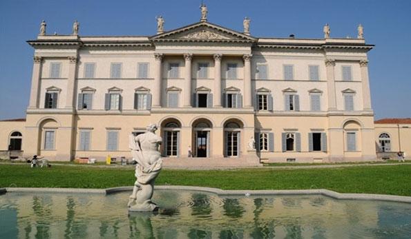 Villa Cusani Tittoni Traversi Desio