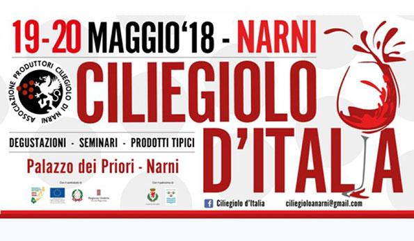 Ciliegiolo d'Italia 2018