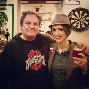 Schigi e Hilary Antonelli da Mozzico