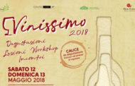 Il 12 e 13 maggio a Villa Verri di Biassono (MB) arriva la prima edizione di Vinissimo