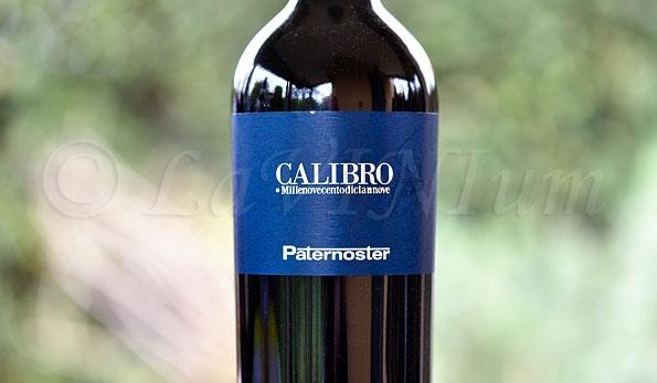 Aglianico del Vulture Calibro 2011 Paternoster