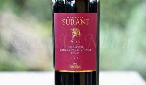 Ares Primitivo Cabernet Sauvignon 2016 Masseria Surani