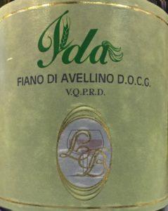 Fiano di Avellino Ida - Barrasso Luciano