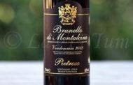 Brunello di Montalcino 2012 - Pietroso