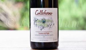 Cesanese del Piglio Collefurno 2014 - Biodinamica Carlo Noro