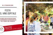 Festa del Vino Ospitale: 26 e 27 maggio 2018