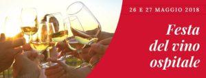 Festa del vino ospitale - banner