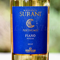 Fiano Arthemis 2017 Masseria Surani