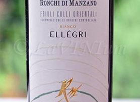 Friuli Colli Orientali Bianco Ellégri 2017