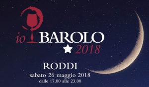 Logo Io Barolo 2018
