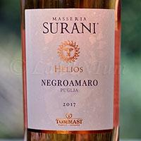 Negroamaro Helios 2017 Masseria Surani