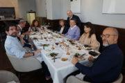 A pranzo da Pipero con Fabrizio Santarelli di Castel De Paolis