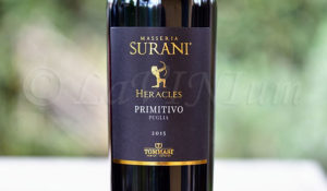 Heracles Primitivo 2015 Masseria Surani