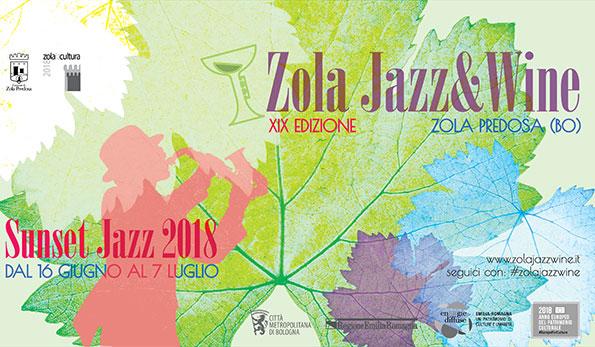 Zola Jazz&Wine 2018