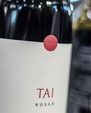 Il vino Tai Rosso