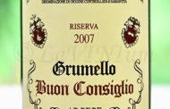 Valtellina Superiore Grumello Buon Consiglio Riserva 2007