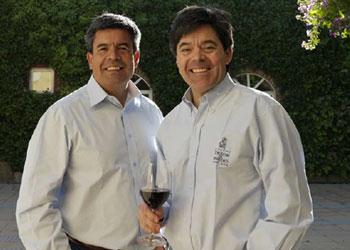 Álvaro e Javier