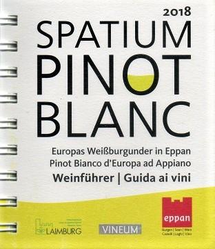 Spatium Pinot Blanc 2018