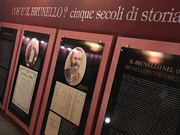Il Museo del Brunello