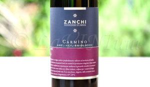 Amelia Ciliegiolo Carmìno 2016 Zanchi