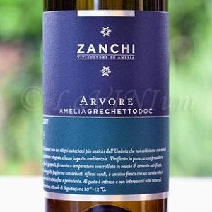 Amelia Grechetto Arvore 2017 Zanchi